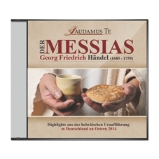 CD Der Messias - Laudamus Te