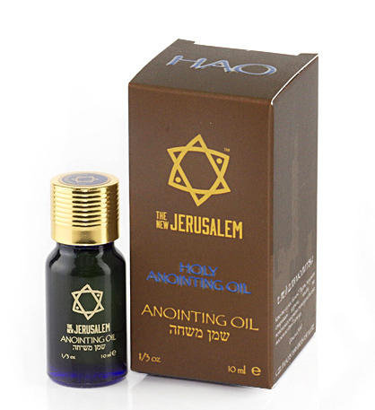 Salböl Holy Anointing Oil 10ml