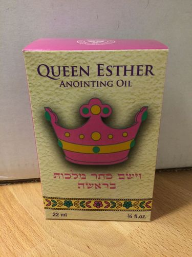 Queen Esther - Salböl 22ml