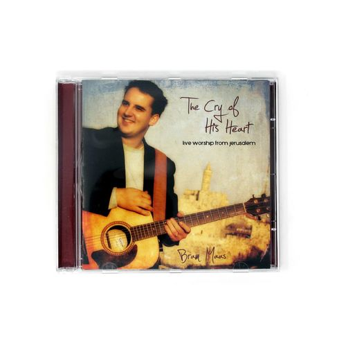 "CD ""The Cry of His Heart"""
